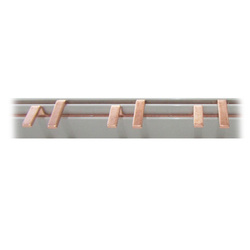Busbar for RCBO 2 Pole 1M Length