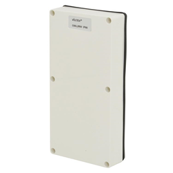 Voltex Two Gang Mounting Enclosure Lid - Chemical Resistant
