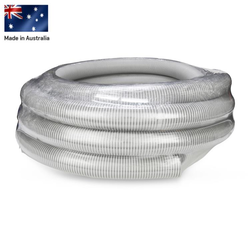 Voltex Corrugated Conduit Grey 50mm x 10m
