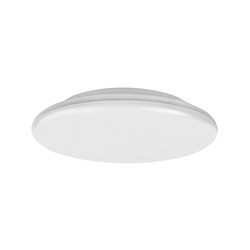 Voltex Oyster  Ceiling Light LED 12W IP40 Tricolour Dimmable 25cm