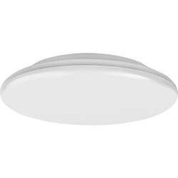 Voltex Oyster  Ceiling Light LED 25W IP40 Tricolour Dimmable 40cm