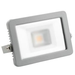 Compact LED Flood Light 10W 5000K 90° IP66 - Cool White