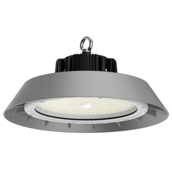 150W Voltex LED High Bay Light - Cool White - with 120° lens