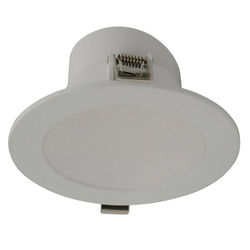 Monaco 10W Voltex Integrated Driver LED Down Light - Warm White - 3000K - 90mm