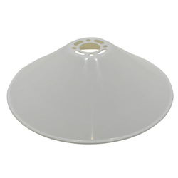 Voltex Plastic Conical Lampshade