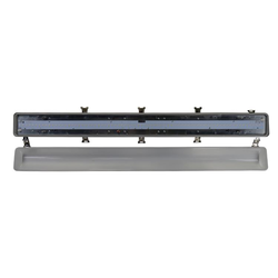 Voltex LED 36W Maintained Weatherproof IP66 Batten - 1160mm - 5000K