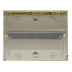 Switchboard - Surface Mounting 12 way - White Door